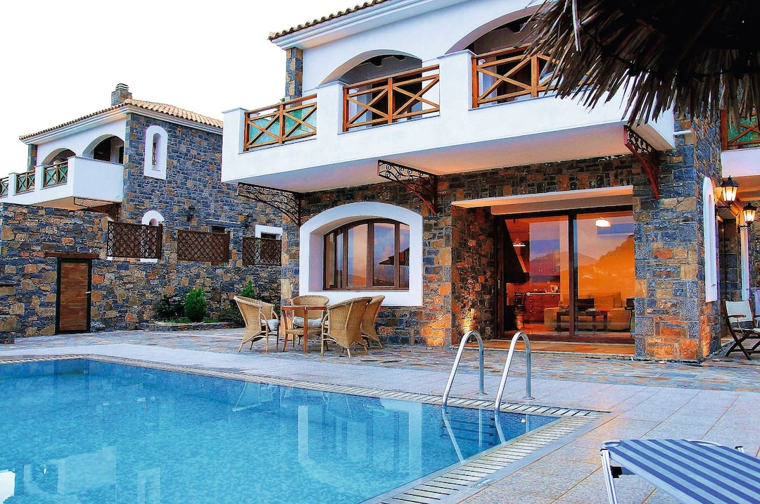 Holiday to Nicoletta Villa in PRINA (GREECE) for 7 nights (SC) departing from manchester on 29 Sep