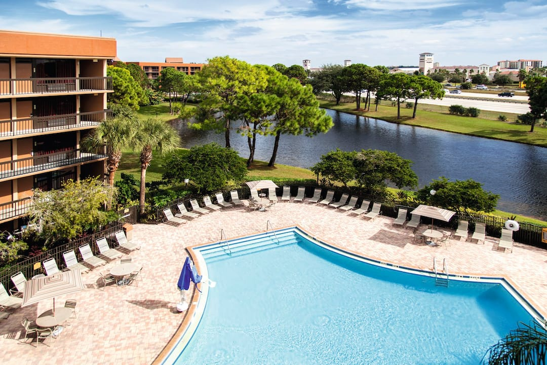 Holiday to Clarion Inn Lake Buena Vista in LAKE BUENA VISTA (UNITED STATES OF AMERICA) for 7 nights (RO) departing from birmingham on 07 Jun