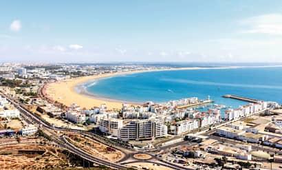Agadir Bike Tour