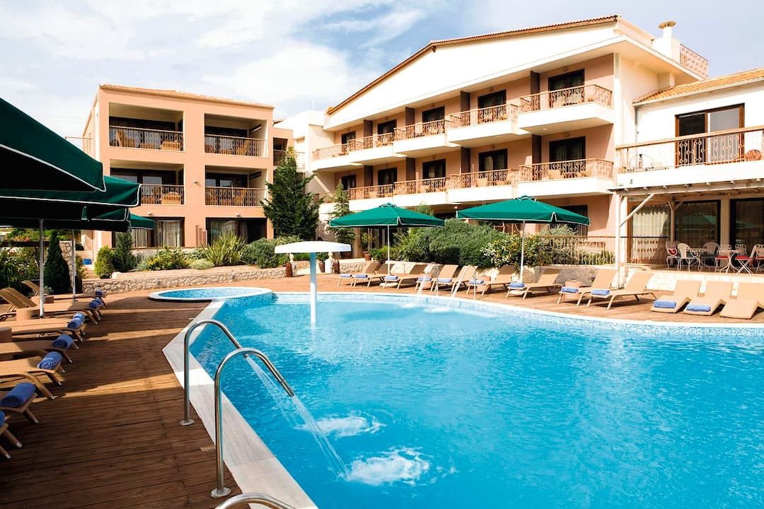 Holiday to Enodia Hotel in LEFKAS - VASILIKI (GREECE) for 4 nights (AI) departing from gatwick on 20 May