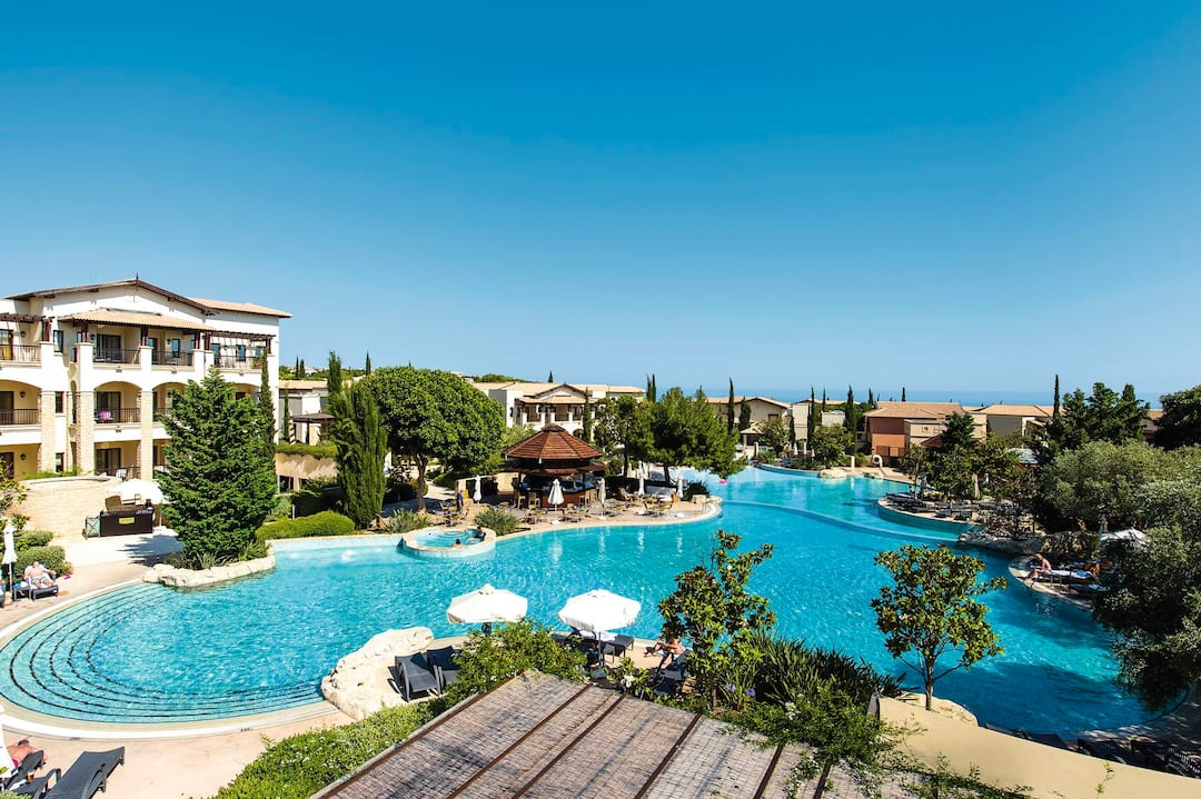 Holiday to Tui Sensatori Resort Atlantica Aphrodite Hills in APHRODITE HILLS (CYPRUS) for 4 nights (AI) departing from gatwick on 11 Mar