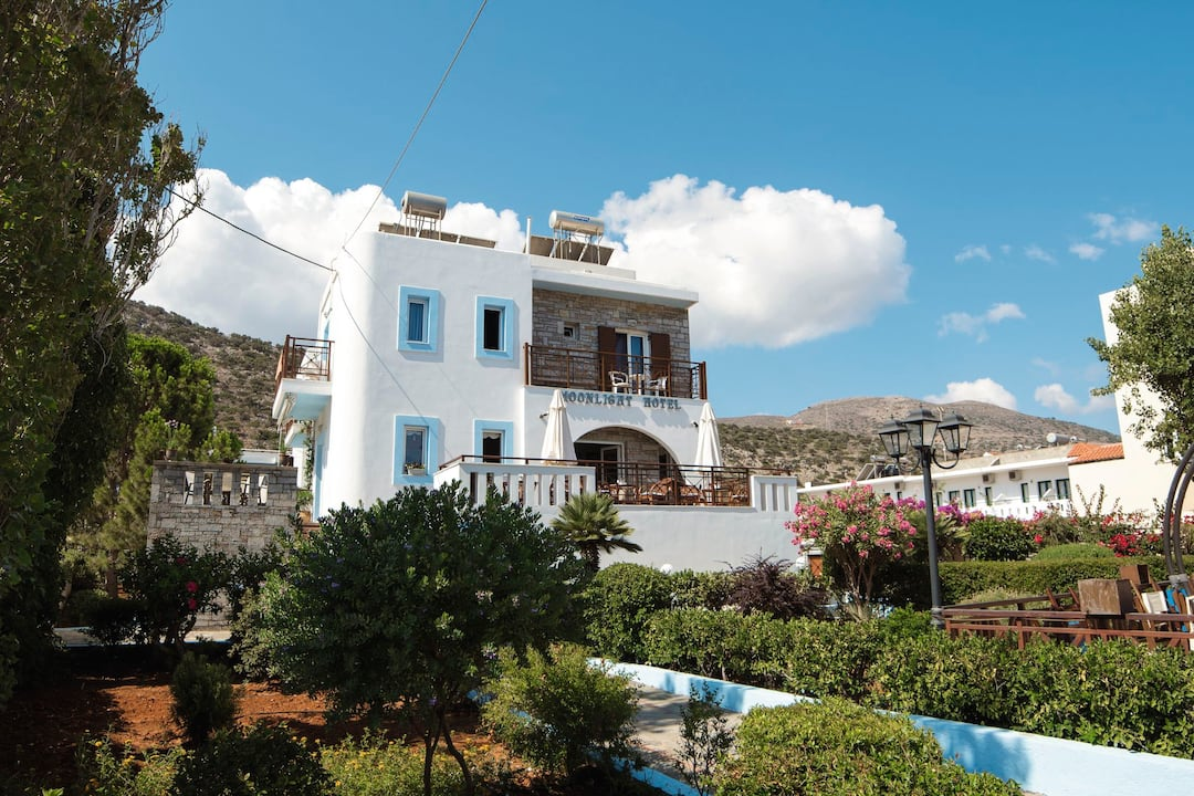 Holiday to Moonlight Hotel in STALIS (GREECE) for 7 nights (BB) departing from newcastle on 28 May