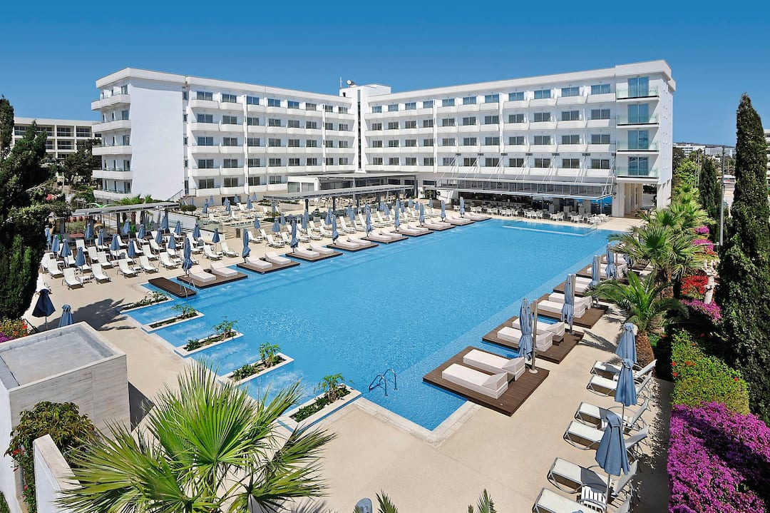 Holiday to Nestor Hotel in AYIA NAPA (CYPRUS) for 3 nights (HB) departing from birmingham on 05 May