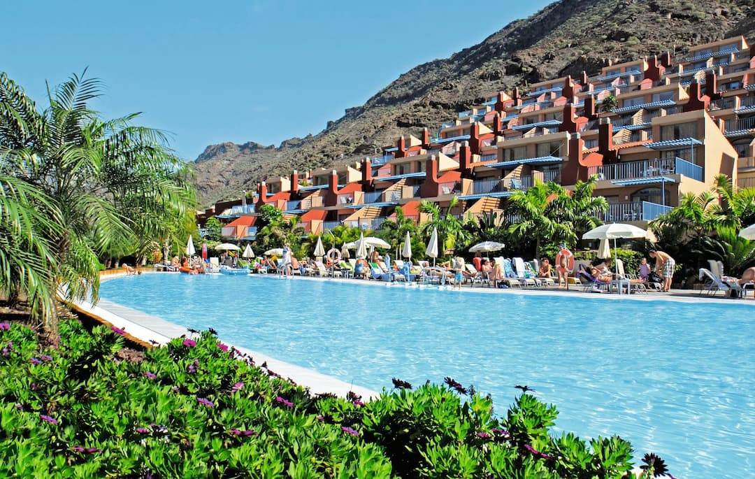 Holiday to Cordial Mogan Valle Apartments in PUERTO MOGAN (SPAIN) for 4 nights (SC) departing from birmingham on 13 Dec
