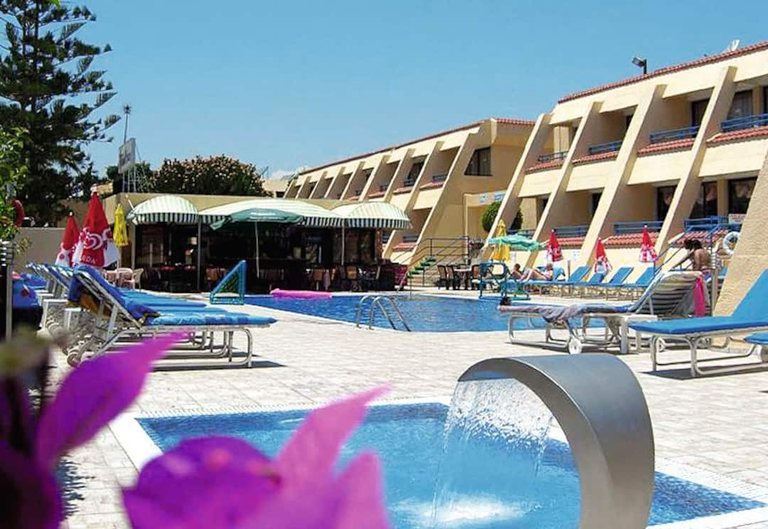 Holiday to Napa Prince Hotel Apartments in AYIA NAPA (CYPRUS) for 3 nights (SC) departing from newcastle on 09 May