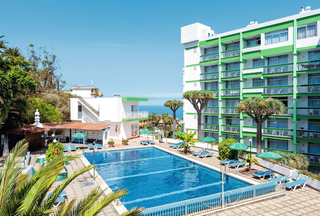 Holiday to Eden Parque Vacacional in PUERTO DE LA CRUZ (SPAIN) for 5 nights (BB) departing from manchester on 10 May