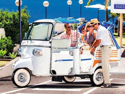 Tukxi At The Heart Of Funchal