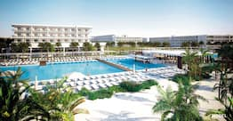 Holiday to Riu Dunamar Hotel in PLAYA MUJERES (MEXICO) for 7 nights (AI) departing from MAN on 15 Apr