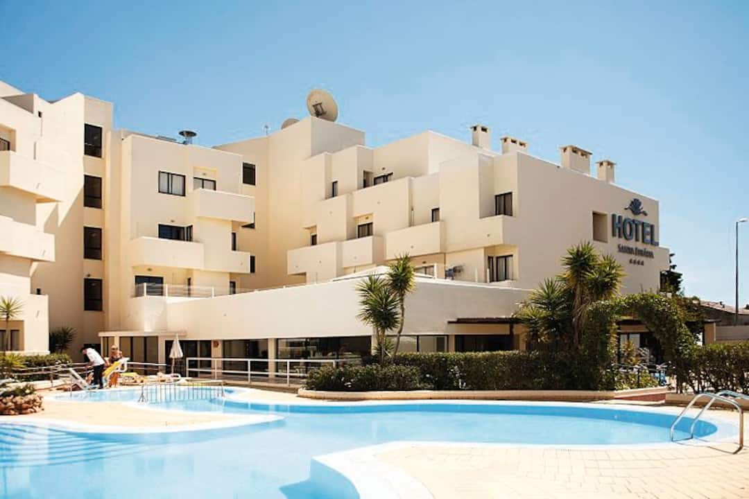 Holiday to Santa Eulalia Hotel  Spa in ALBUFEIRA (PORTUGAL) for 4 nights (SC) departing from manchester on 16 May