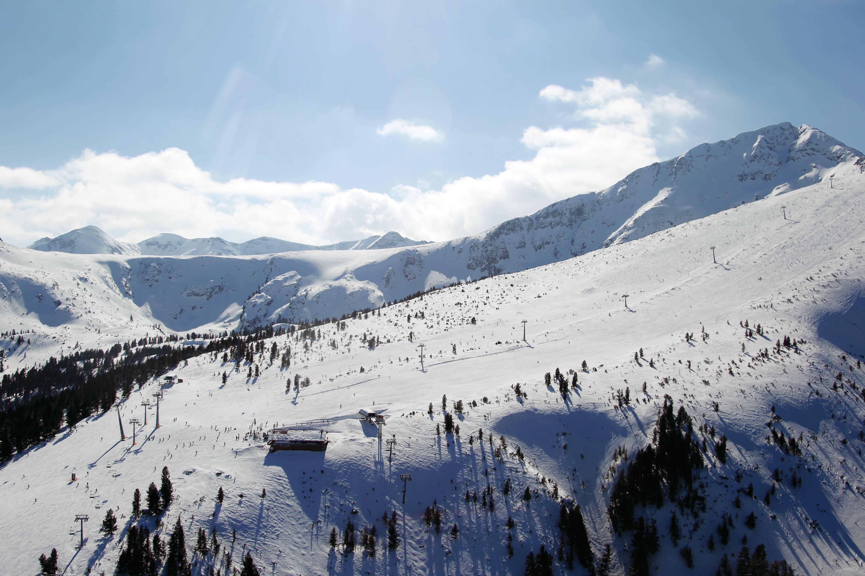 Bansko ski area