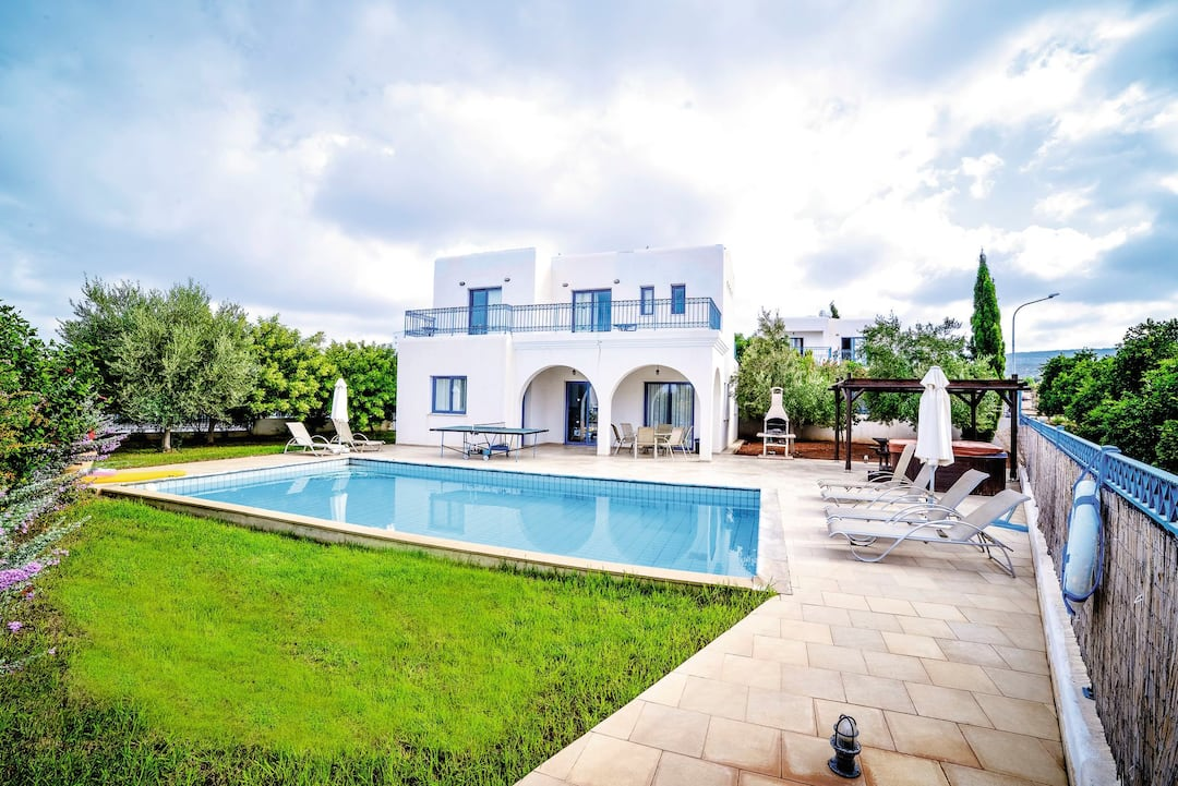 Holiday to Azzurro Villas in CORAL BAY (CYPRUS) for 7 nights (SC) departing from cardiff on 12 May