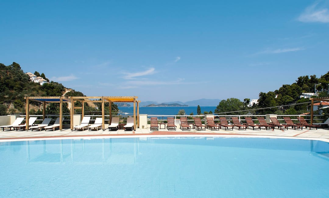 Holiday to Kanapitsa Mare in KANAPITSA (GREECE) for 3 nights (BB) departing from birmingham on 12 May