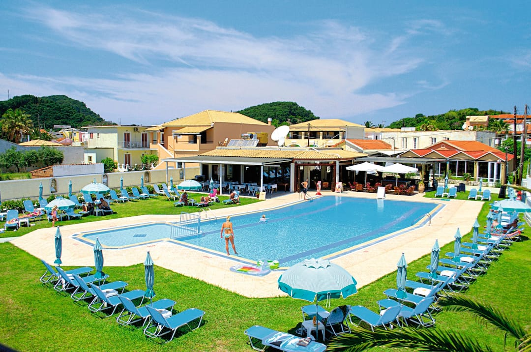 Holiday to Tondoris Studios And Apartments in SIDARI (GREECE) for 3 nights (SC) departing from manchester on 15 May
