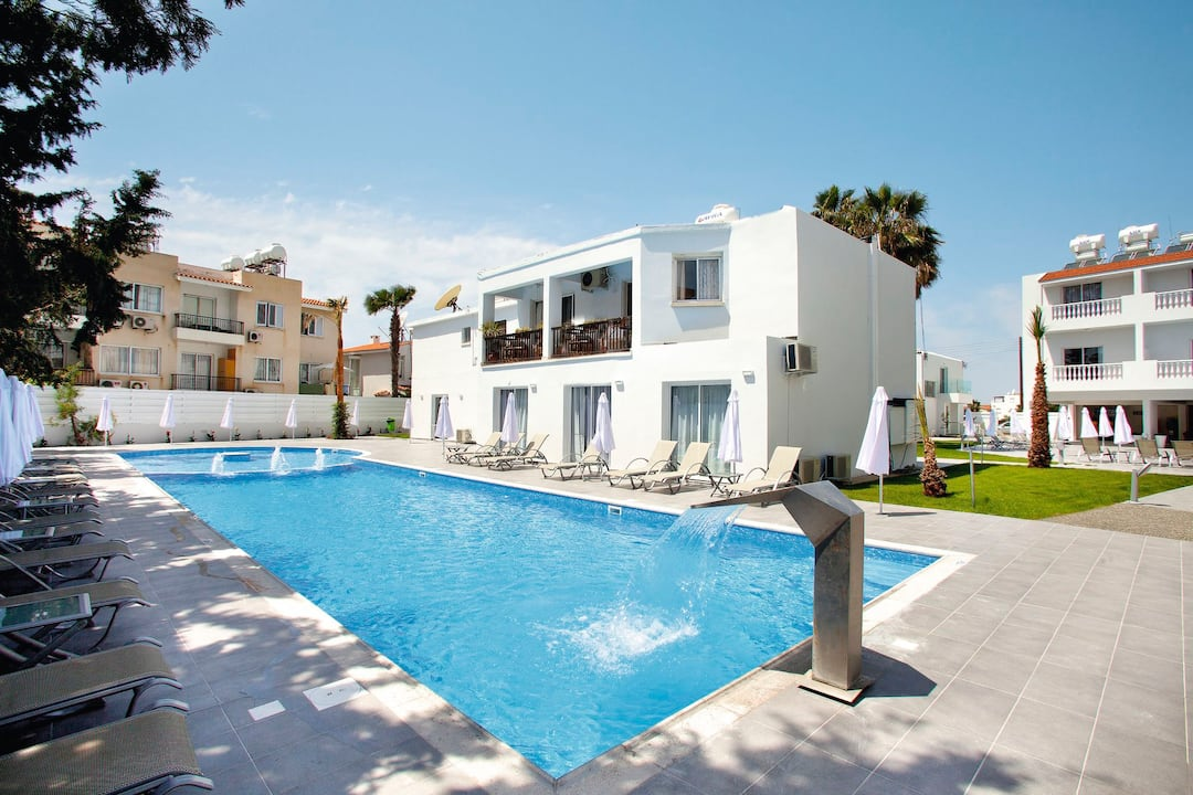 Holiday to Princessa Vera in PAPHOS (CYPRUS) for 3 nights (BB) departing from gatwick on 01 Dec
