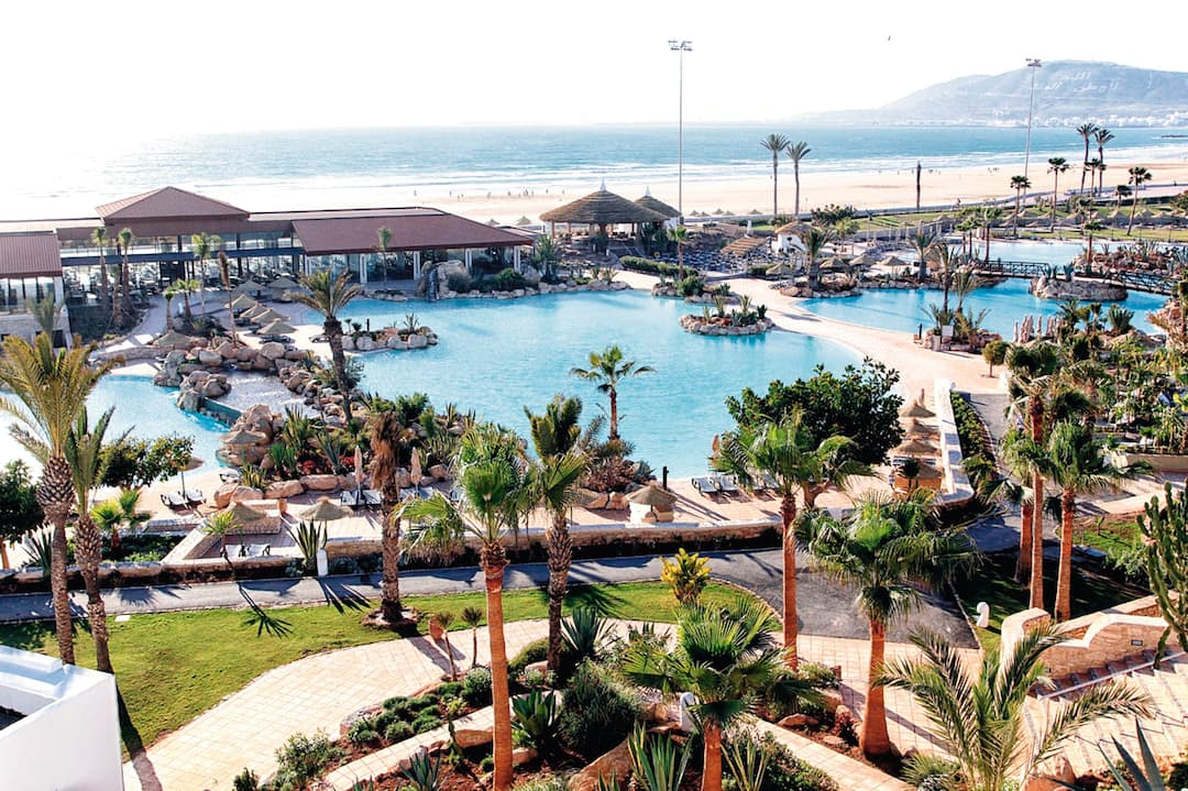 Holiday to Riu Tikida Dunas in AGADIR (MOROCCO) for 7 nights (AI) departing from birmingham on 04 Jun