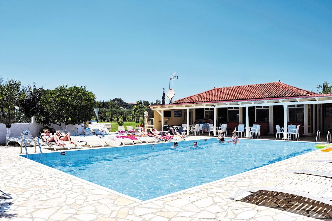 Holiday to Angela Hotel in LAGANAS (GREECE) for 7 nights (RO) departing from luton on 01 Oct