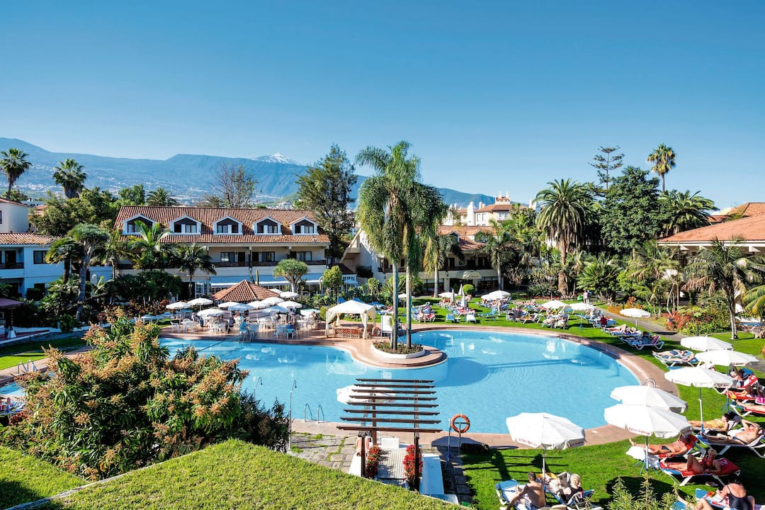 Holiday to Hotel Parque San Antonio in PUERTO DE LA CRUZ (SPAIN) for 3 nights (BB) departing from glasgow on 03 Dec