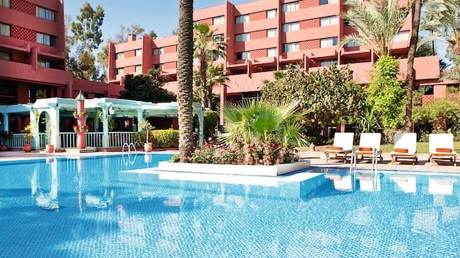 Hotel Kenzi Farah Urban Marrakech
