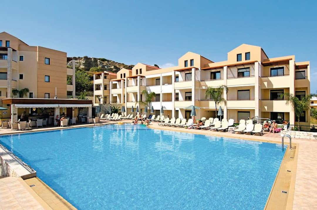 Holiday to Creta Palm Resort in STALOS (GREECE) for 3 nights (BB) departing from manchester on 24 Sep