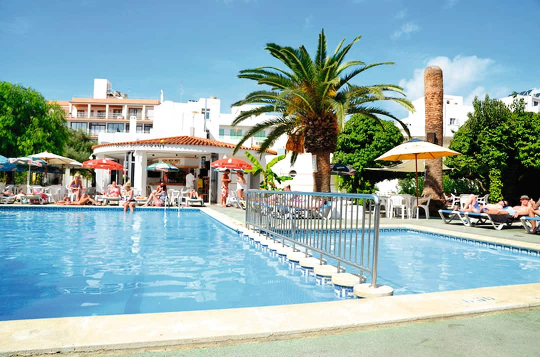 Holiday to Azuline Llevant Hotel in SAN ANTONIO (SPAIN) for 7 nights (RO) departing from luton on 30 Sep