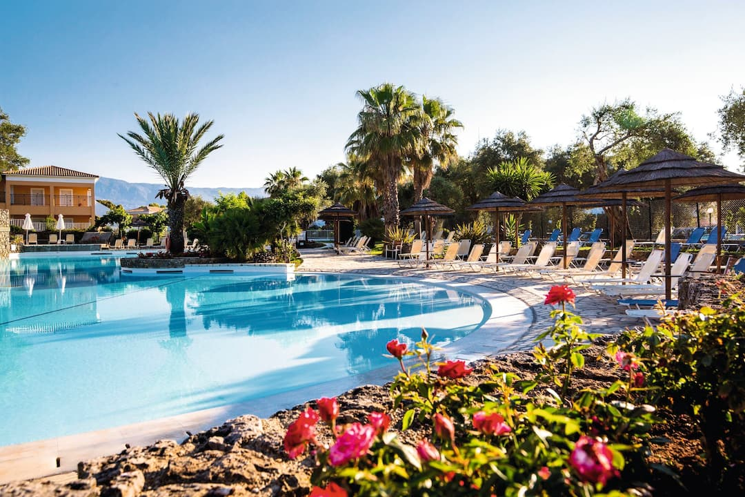 Holiday to Louis Corcyra Beach Hotel in GOUVIA (GREECE) for 3 nights (AI) departing from bournemouth on 08 May