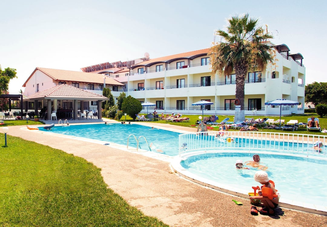 Holiday to Matoula Beach Hotel in IALYSSOS (GREECE) for 3 nights (BB) departing from gatwick on 09 May