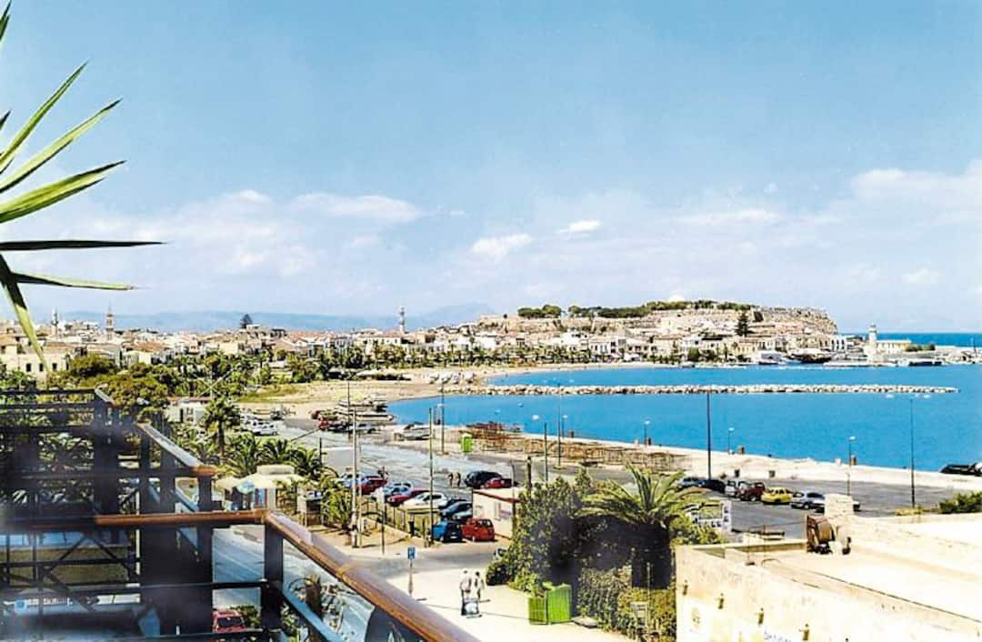 Holiday to Aqua Marina Hotel Apartments in RETHYMNON (GREECE) for 4 nights (SC) departing from birmingham on 03 May
