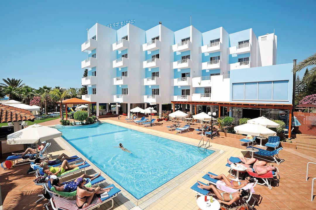 Holiday to Okeanos in AYIA NAPA (CYPRUS) for 3 nights (BB) departing from bristol on 03 Oct