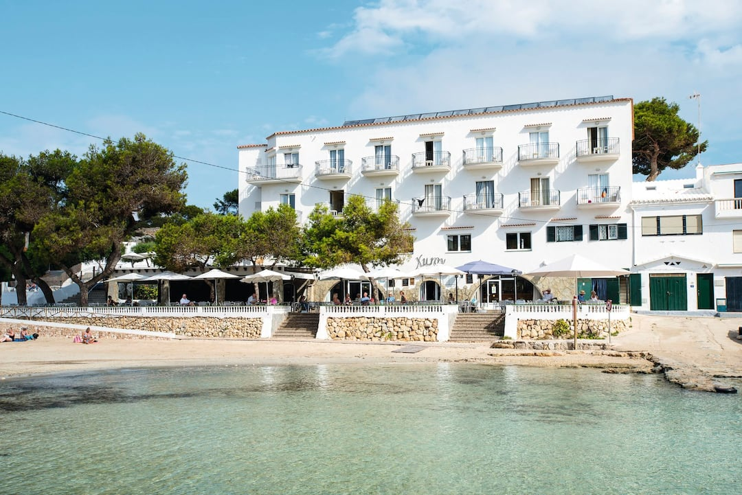 Holiday to Xuroy Hotel in CALAN ALCAUFAR (SPAIN) for 7 nights (HB) departing from BFS on 22 May