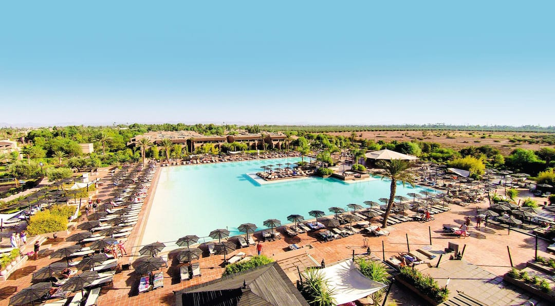 Holiday to Riu Tikida Palmeraie in MARRAKECH (MOROCCO) for 4 nights (AI) departing from gatwick on 20 May