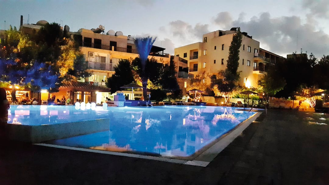 Holiday to Basilica Holiday Resort in PAPHOS (CYPRUS) for 3 nights (AI) departing from gatwick on 08 Dec