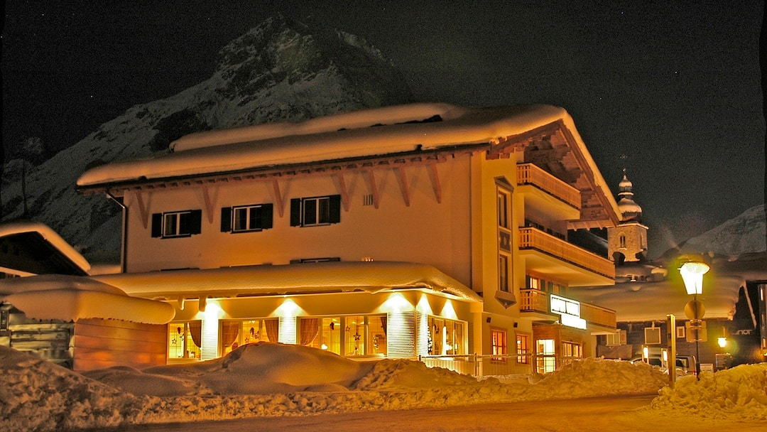 St Anton Hotel Anthony