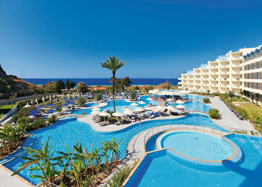 Holiday to Atrium Platinum Spa & Resort in IXIA (GREECE) for 3 nights (BB) departing from gatwick on 09 May