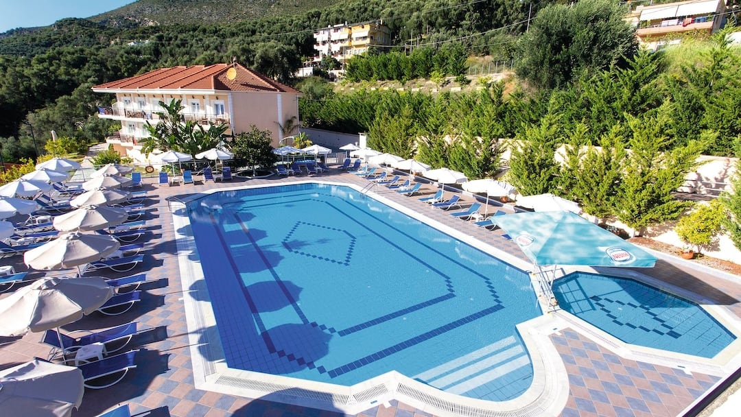 Holiday to Alea Resort in PARGA (GREECE) for 7 nights (SC) departing from gatwick on 03 May