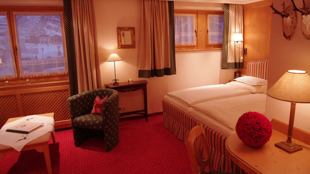 Hotel Valluga St Christoph