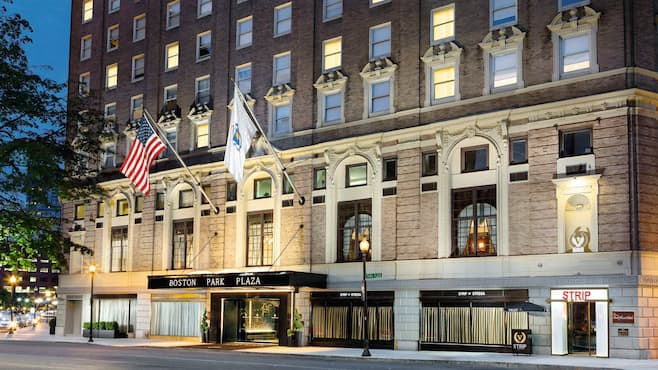 Best city breaks for 2018 tui for Historic hotels in boston