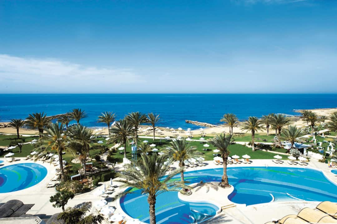 Holiday to Constantinou Bros Athena Royal Beach in PAPHOS (CYPRUS) for 3 nights (BB) departing from gatwick on 01 Dec