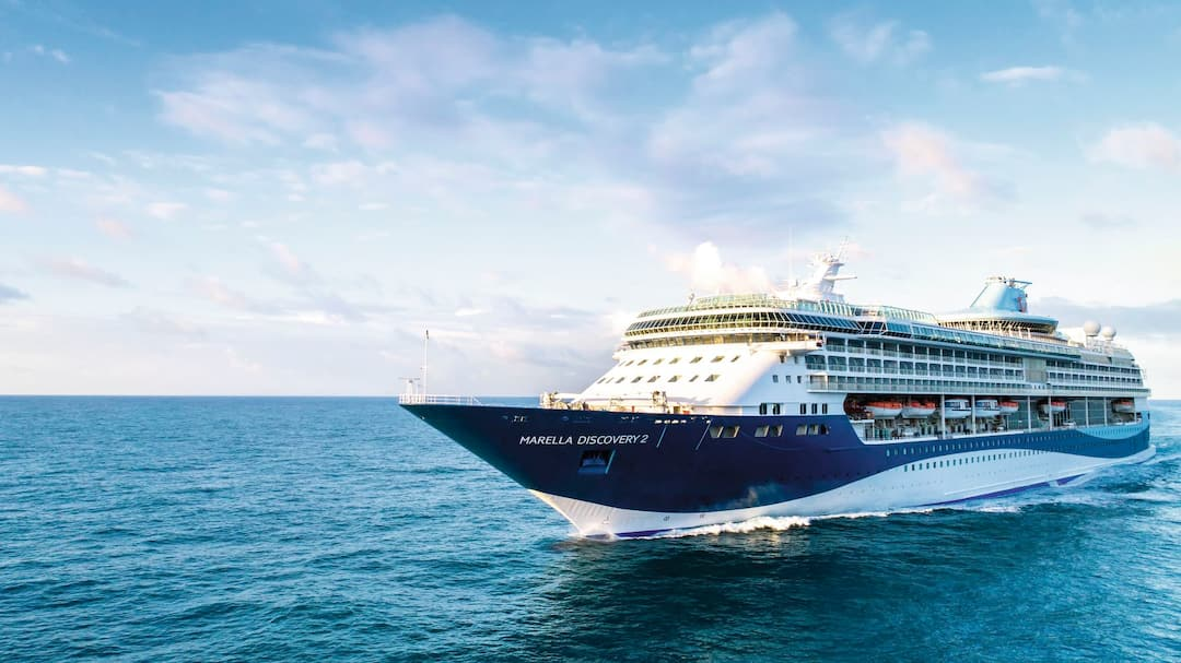 Marella Discovery 2 Cruise Ship Thomson Now Marella Cruises