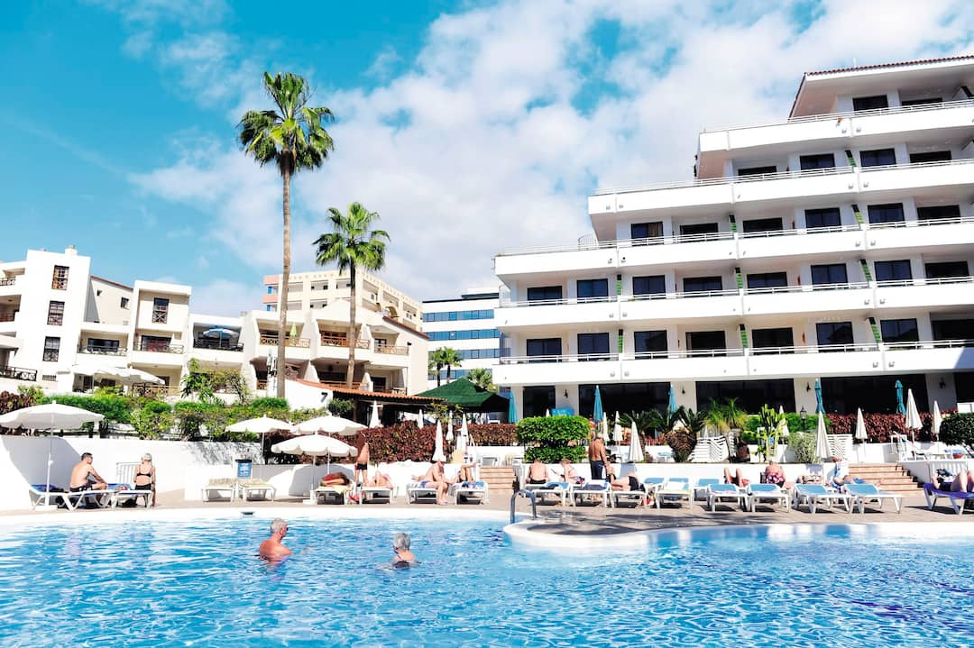 Holiday to Andorra Hotel-Apartments in PLAYA DE LAS AMERICAS (SPAIN) for 5 nights (BB) departing from manchester on 10 May