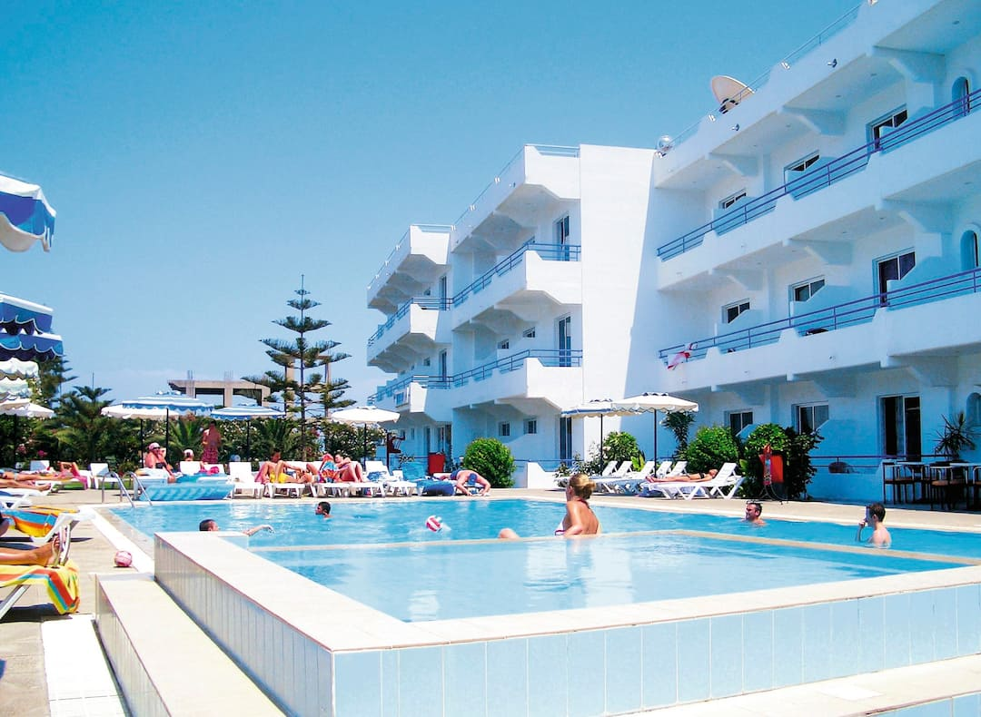 Holiday to Rodos Sun in FALIRAKI (GREECE) for 3 nights (SC) departing from gatwick on 06 Jun
