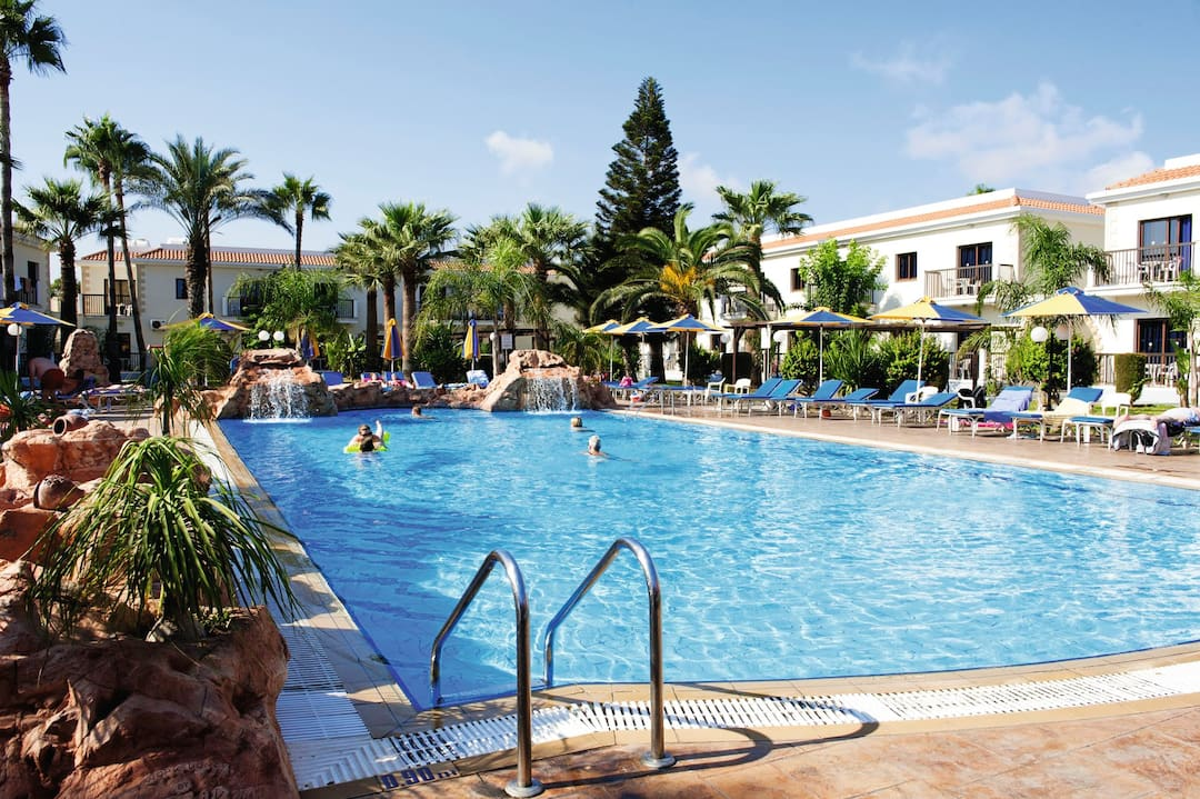Holiday to Loutsiana Apartments in AYIA NAPA (CYPRUS) for 3 nights (SC) departing from birmingham on 07 May