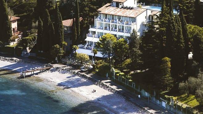 Hotel Du Lac Malcesine Lake Garda Italy