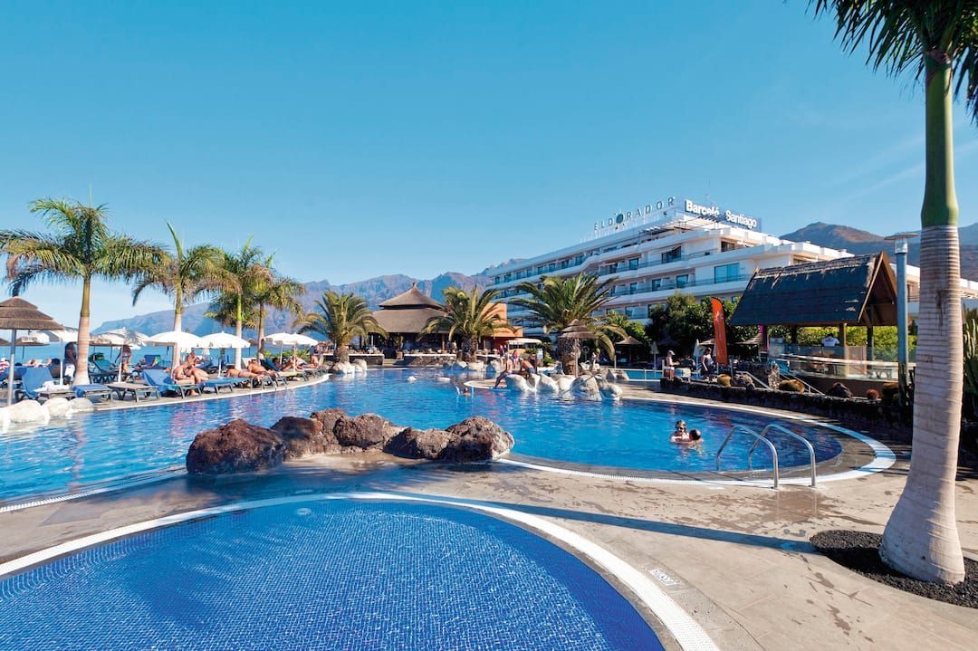 Holiday to Barcelo Santiago Hotel in PUERTO DE SANTIAGO (SPAIN) for 3 nights (HB) departing from gatwick on 13 Dec