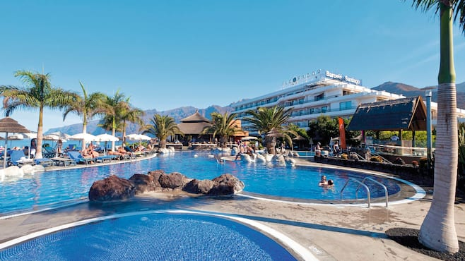 Hotels In Los Gigantes Tenerife Barcelo