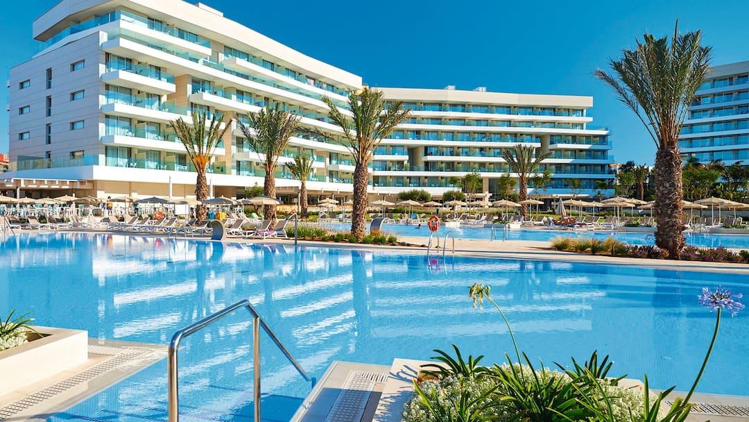 TUI Hipotels Gran Playa De Palma, Majorca