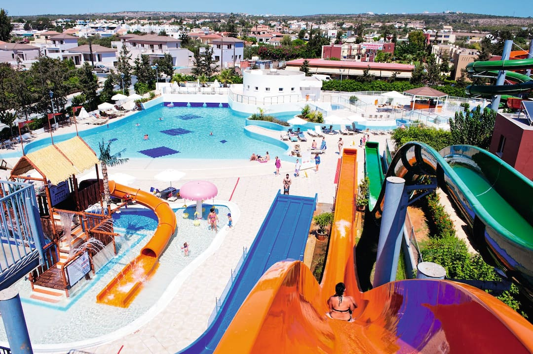 Holiday to Electra Holiday Village in NISSI BEACH (CYPRUS) for 3 nights (AI) departing from newcastle on 09 May