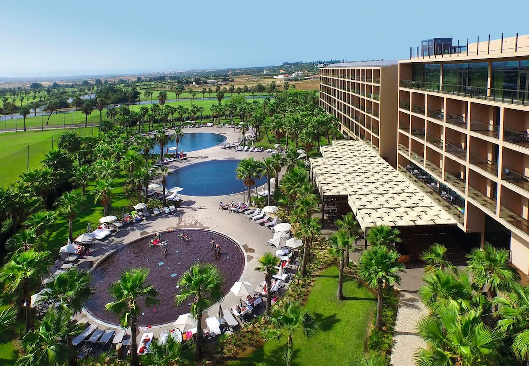 Holiday to Salgados Palace in SALGADOS (PORTUGAL) for 3 nights (AI) departing from manchester on 04 Jun