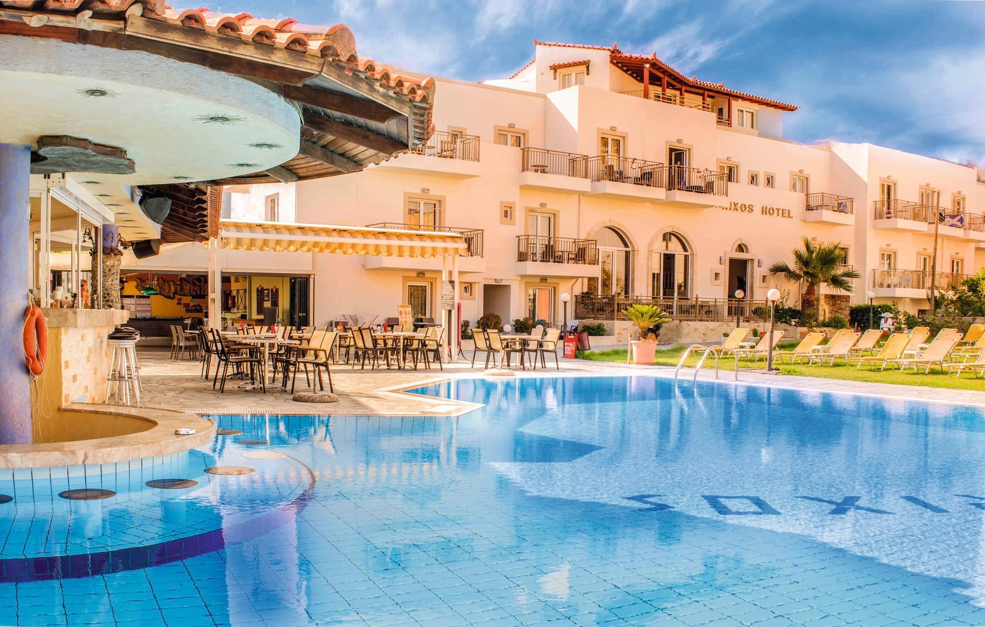 Hotel Frixos & Apartments
