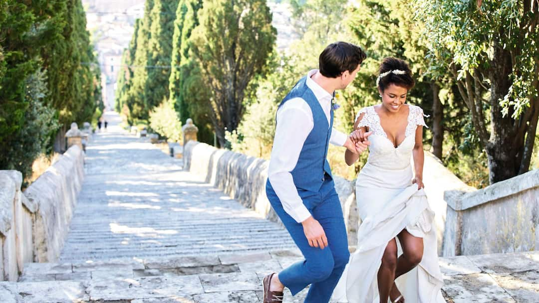 Best Places To Get Married Abroad: Thomson Now TUI Weddings