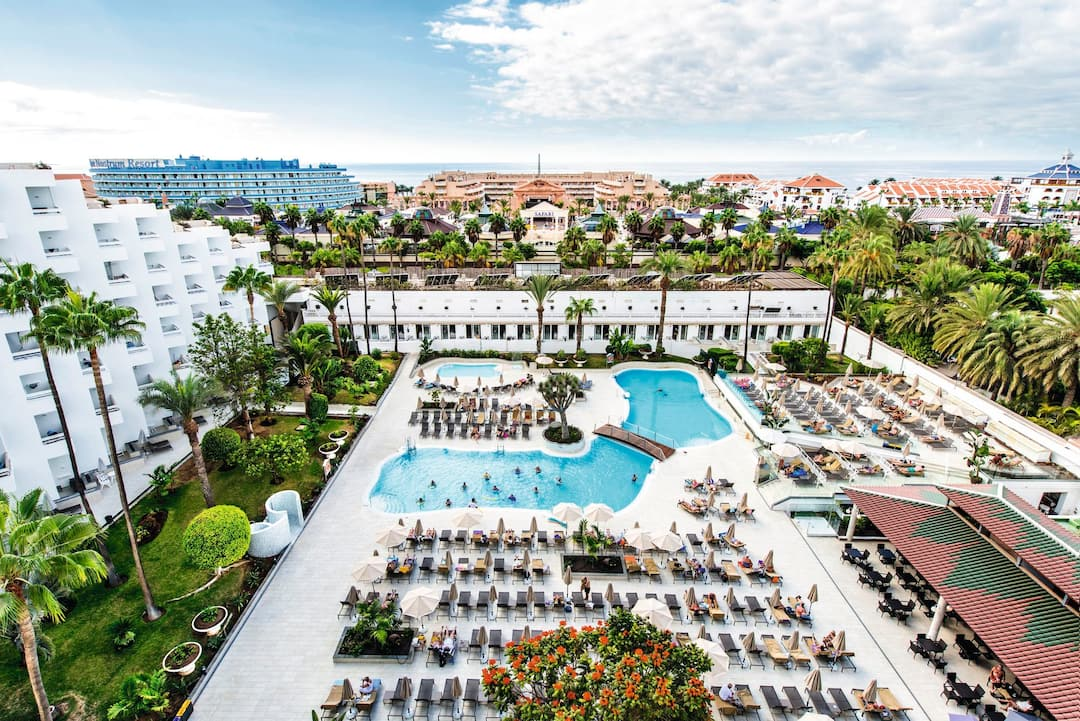 Holiday to Spring Hotel Vulcano in PLAYA DE LAS AMERICAS (SPAIN) for 3 nights (HB) departing from gatwick on 04 May